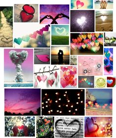 """Love for hearts."" by lacy-hale-gutierrez on Polyvore"