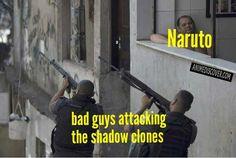 Naruto\'s fighting style