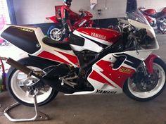 Yamaha TZR250 RR SP