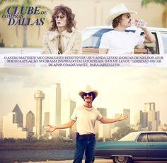 A história por trás do filme Clube de Compras Dallas