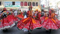 About Mewar Festival
