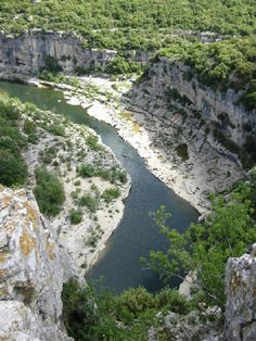 FR : Rhone Alpes - Ardèche