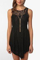 Thistlepearl Lace Racerback Dress  from UrbanOutfitters. Just got it and it's awesome!