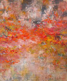 abstract art, amy donaldson, art, painting, interior design, healing art