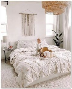 Home decor - 26 Best Bedroom Rug Ideas And Design bedroomideas bedroomdecor bedroomdesign ⋆ All About Home Decor Farmhouse Bedroom Decor, Home Bedroom, Bedroom Photos, Bedroom Ideas, Master Bedroom, Dream Bedroom, Master Suite, Tranquil Bedroom, Bedroom Neutral