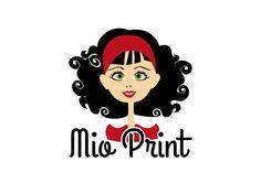 Premade Logo Ontwerp  will be resold  digitaal van MioPrint op Etsy, €27,30