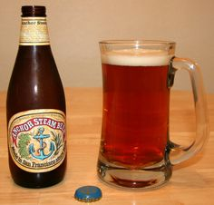 Anchor Steam Beer is delicious!