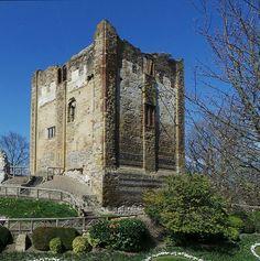 Guildford Castle Grounds,  Guildford, England