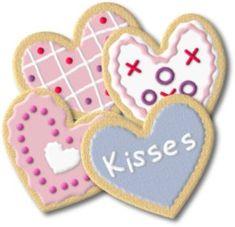 ©Deb's Paint Shop Pro Tutorials - Valentine Cookies