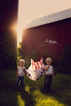 4th of July INSPIRATIONS Shoot – Andrea Larson Photography Madison WI » Andrea Larson Photography