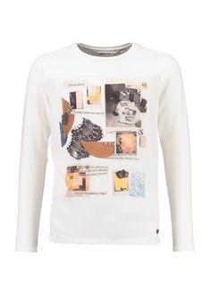 a7269d4dd Camiseta beige para niña de Garcia Jeans. Adrielsmoda · OUTLET MODA INFANTIL