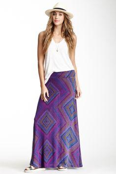 Veronica M :Printed Maxi Skirt (More colors)
