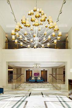 And that's just the lobby. The Langham, Sydney (Sydney, Australia) - Jetsetter