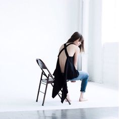 @rima_rama mid-day daydreaming in #agoldejeans. #agoldegirl
