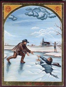Dirk Willems - Mennonite martyr