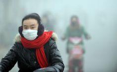 China to monitor link between smog and health.
