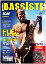 Bassiste 38 : Flea (Red Hot Chili Peppers) Anthony Jackson Nathan East Robert Bell (Kool and The Gang) Laurent David Paul Turner (Jamiroquaï) Rocco Prestia (Tower Of Power) Marc Eliard Gaby Vegh (Gno) Basses Warwick Robert Trujillo Ampli Kustom Deep End DE200-115 Basse Danelectro 56' Single Cutaway Ampli Markbass Randy Jackson Signature Basse Vintage EJM96 Basse Cort GS Punisher 2 Ampli Lehle BASSWITCH IQ DI Basse Höfner Club Bass HCT-500 / 2 Ampli Warwick BC80 Nady Encore 200