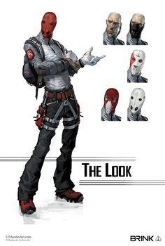 Brink - The Look