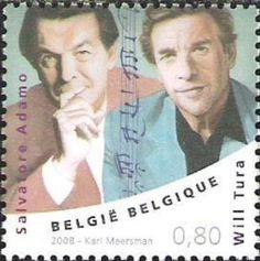 This is Belgium:Music. Will Tura & S.Adamo