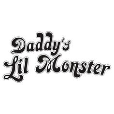 daddy's lil monster - Iskanje Google