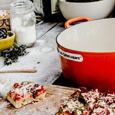 Reminiscent of Nonna's kitchen. How To Make Pizza, Menu, Kitchen, Menu Board Design, Cooking, Kitchens, Cuisine, Cucina