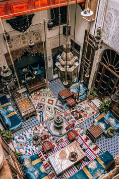 A First Timer's One Week Morocco Itinerary - Fez, Chefchaouen, Marrakesh — Helena Bradbury Marrakech Travel, Morocco Travel, Visit Morocco, Marrakech Morocco, Places To Travel, Travel Destinations, Places To Go, Travel Tips, Riad Fes