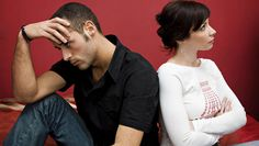 Does unemployment correlate with divorce? #couple #angry #argument
