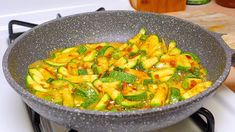How To Cook Zucchini, Freeze Drying, Pork Chops, Ratatouille, Soups And Stews, Cucumber, Food And Drink, Low Carb, Nutrition