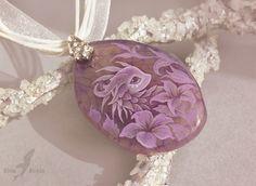 Purple flower dragon by AlviaAlcedo on DeviantArt