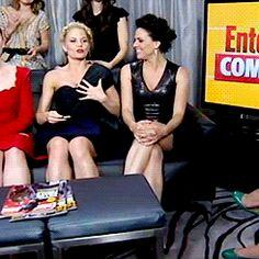 Lana Parrilla Jennifer Morrison onceuponatimeabc.filminspector.com