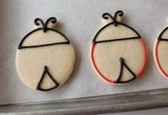 Sugar cookie decorating tutorial - lots of tips!