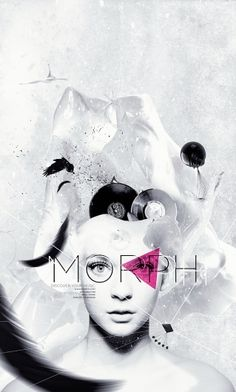 MORPH - discover your music on the Behance Network