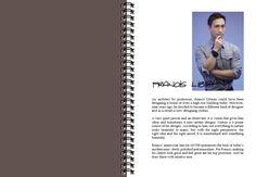 Holiday 2011 Look Book. Francis Libiran.