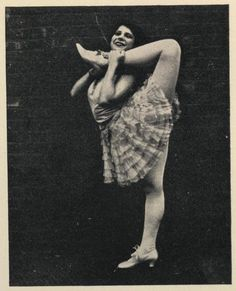 vaudeville sideshow | Tomah Genero National Vaudeville Artists Yearbook. 1928.