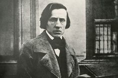 Chopin – a Face of Master Cast in Bronze | Link to Poland