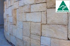 Banded Colonial Australian Sandstone Walling.  #aussietecture #australianmade #stonecladding #stonewalling #wallcladding #luxuryhome #luxuryhomebuilder #instahome #architecture #landscape #landscapedesigner #landscaping #sandstone #naturalstonewall #naturalstonesupplier #homedesigns #stonemason #stonework #stonewalls #exteriors #exteriorwall #housedesign #homebuilder #retainingwalls #landscaper #featurewall Stone Cladding, Wall Cladding, Natural Stone Wall, Natural Stones, Sandstone Wall, Stone Supplier, Stone Work, Stone Tiles, Home Builders