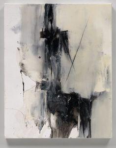 Black & White abstract art inspo