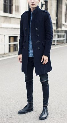 5 Simple Tips Overcoat Looks To Get You Winter Ready Without Any Hassle