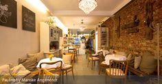 Essen. Trinken. Sein. In der Pauline in Hamburg bekommt ihr Wohnzimmer-Feeling, gutes Essen, cooles DIY-Design und ganz viel Gemütlichkeit. Für eine Auszeit vom Alltag.