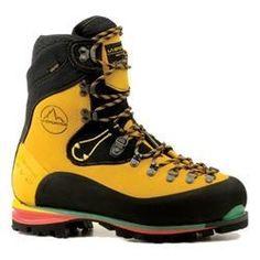 ec90379f8dc9 La Sportiva Nepal Evo GTX Mountaineering Boot - Men's Considered the best  single leather mountaineering boot on the market, this year's evolution of  the La