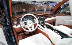 Bentley EXP 9 F Concept First Look - 2012 Geneva Motor Show - Automobile Magazine