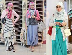HIjab and Pants style