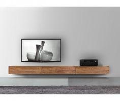 Tv lowboard hängend modern  Livitalia Holz Lowboard Konfigurator | shelfs and cubboards ...