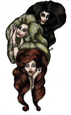 The Brides of Dracula by ~LaTaupinette on deviantART