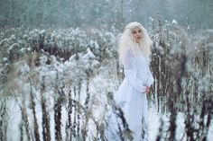 Winter beauty  Photography by Katerina Plotnikova