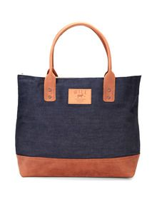 Utility Tote by WILL Leather Goods at Gilt