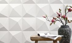 Facet - Mineral Wall Panel