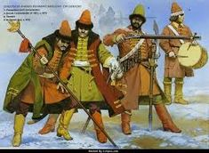 By Vladimir Velikanov Army Components Russian Army in century consisted of 4 main components: - Streltsy - Feudal levy -. Empire Total War, Character Concept, Character Design, Military Costumes, Peter The Great, Historical Art, Fantasy Warrior, Ancient Artifacts, Illustrations