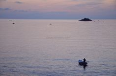 il mare calmo della sera | Flickr – Rovigno