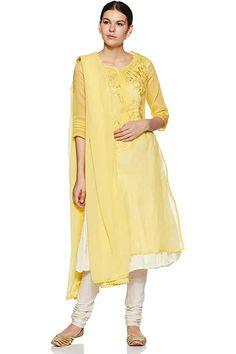Kurta Designs For Female, Punjabi Suits Designer Boutique, Salwar Suits Online, Churidar, Cold Shoulder Dress, Shirt Dress, Clothes For Women, Stylish, Lady